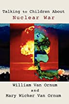 Talking to Children About Nuclear War by…