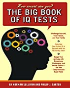 The Big Book of IQ Tests by Norman Sullivan