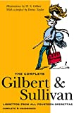 Gilbert, William S.: Complete Gilbert and Sullivan