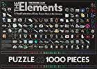 The Elements Puzzle: 1000 Pieces by Theodore&hellip;