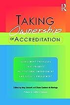 Taking Ownership of Accreditation:…