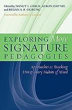 Exploring More Signature Pedagogies:…
