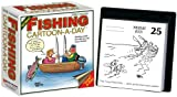 Hawkins, Jonny: Fishing Cartoon-a-Day: 2008 Day-to-Day Calendar