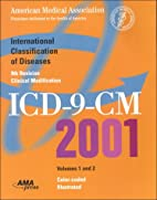 ICD-9-CM 2001: International Classification…