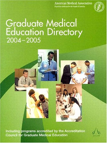 graduate-medical-education-directory-2004-2005