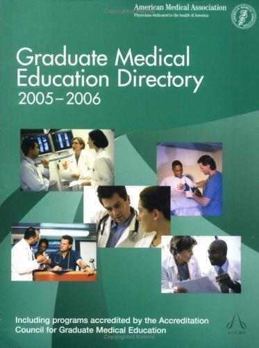 graduate-medical-education-directory-2005-2006