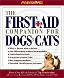 Shojai, Amy: The First Aid Companion for Dogs & Cats