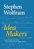 Idea Makers: Personal Perspectives on the…