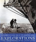 Explorations: Great Moments of Discovery…