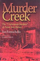 Murder Creek: The 'Unfortunate Incident'…