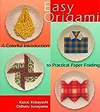 Easy Origami by Keiko Hori