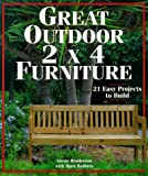 Henderson, Stevie: Great Outdoor 2X4 Furniture: 21 Easy Projects to Build