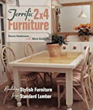 Henderson, Stevie: Terrific 2 X 4 Furniture