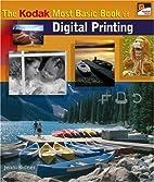 The KODAK Most Basic Book of Digital…