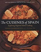 The Cuisines of Spain by Teresa Barrenechea