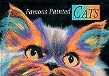 Silver, Burton: Famous Painted Cats Postcards