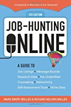 Job Hunting Online by Mark Emery Bolles