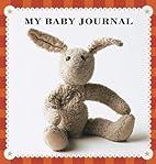 Baby Journal by Cheryl Katz