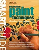 [???]: Decorative Paint Techniques: Step-by-Step Projects