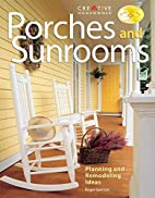 Porches and Sunrooms: Planning and…