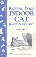 Keeping Your Indoor Cat Happy and Healthy by…