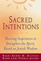Sacred Intentions: Daily Inspiration to…