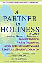 A Partner in Holiness: Deepening…