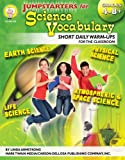Armstrong, Linda: Jumpstarters for Science Vocabulary, Grades 4 - 8