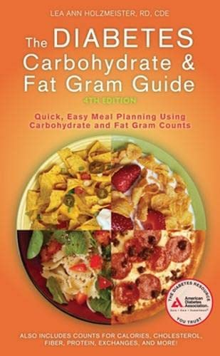 the-diabetes-carbohydrate-and-fat-gram-guide