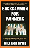 Robertie, Bill: Backgammon for Winners