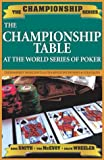 McEvoy, Tom: The Championship Table