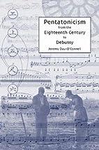 Pentatonicism from the Eighteenth Century to…