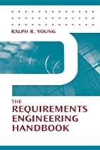 The Requirements Engineering Handbook by…