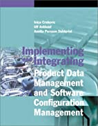 Implementing and Integrating Product Data…