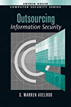 Outsourcing Information Security (Computer…