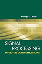 Signal Processing for Digital Communications…