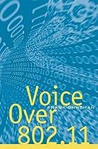 Voice over 802.11 (Artech House…