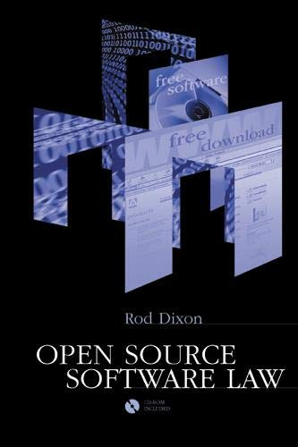 open-source-software-law-artech-house-telecommunications-library
