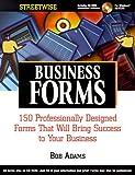 Adams, Bob: Streetwise Business Forms