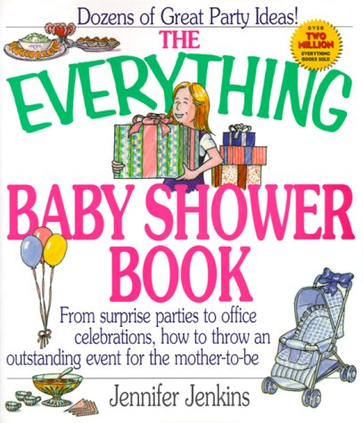 the-everything-baby-shower-book