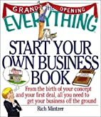 The Everything Start Your Own Business Book…