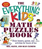 Clemens, Meg: The Everything Kids&#39; Math Puzzles Book: Brain Teasers, Games, and Activities for Hours of Fun