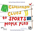 Clothesline Clues to Sports People Play by…