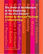 The State of Architecture at the Beginning…