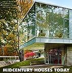 Midcentury Houses Today by Lorenzo Ottaviani