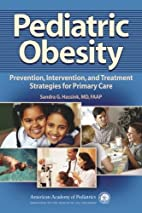 Pediatric obesity : prevention,…