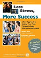 Less Stress, More Success: A New Approach to…