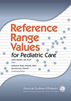 Reference range values for pediatric care by…