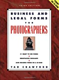 Crawford, Tad: Business and Legal Forms for Photographers (with CD-ROM) (Business & Legal Forms for Photographers)