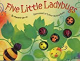 Gerth, Melanie: Five Little Ladybugs